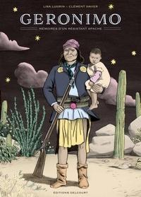 Lisa Lugrin et Clément Xavier - Geronimo, mémoires d'un résistant apache.