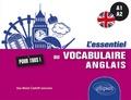 Lisa-Marie Carlotti-Lanceau - L'essentiel du vocabulaire anglais pour tous A1-A2.