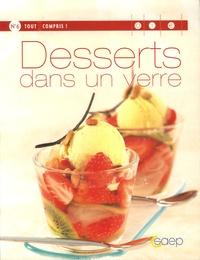 Lisa Mazières - Desserts dans un verre.