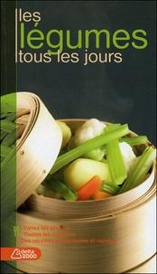 Lisa Mazières - Les légumes tous les jours.