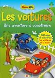 Lisa Miles et Rebecca Clunes - Les voitures, une aventure à construire - Klaxon Ville.