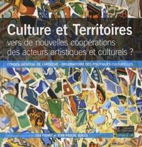 Lisa Pignot - Culture et Territoires - Vers de nouvelles coopérations des acteurs artistiques et culturels ?.