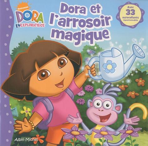 Lisa Rao et Victoria Miller - Dora l'exploratrice  : Dora et l'arrosoir magique.