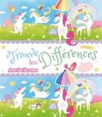 Lisa Regan et Genie Espinosa - Trouve les différences avec les licornes.