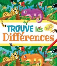 Christel Durantin et Lisa Regan - Trouve les différences.