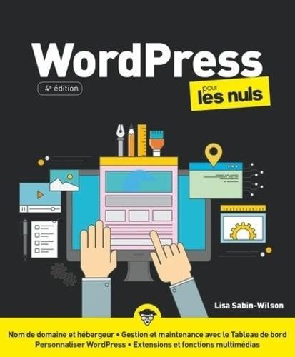 WordPress pour les nuls 4e édition