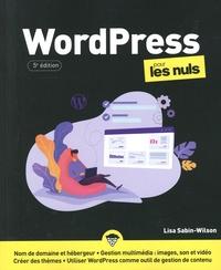 Lisa Sabin-Wilson - WordPress pour les nuls.