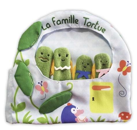 La Famille Tortue Ma Premiere Comptine Animee Album