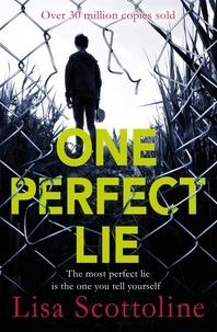 Lisa Scottoline - One Perfect Lie.