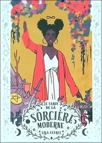 Lisa Sterle - Le Tarot de la Sorcière Moderne - Avec 80 cartes et 1 sachet satiné.