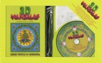 Lisa Tenzin-Dolma - 3D mandalas - Méditations guidées. Avec des lunettes 3D et 12 cartes de mandalas à colorier. 1 CD audio