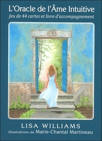 Histoiresdenlire.be L'oracle de l'âme intuitive - Jeu de 44 cartes et livret d'accompagnement Image