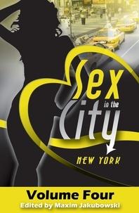 Lisabet Sarai - Sex in the City - New York - Volume Four.