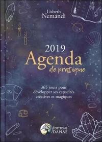 Lisbeth Nemandi - Agenda de Pratique - 365 jours pour développer ses capacités magiques et créatives.