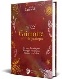 Lisbeth Nemandi - Grimoire de pratique 2022.