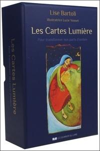 Les Cartes Lumière- Pour transformer nos parts d'ombre, Avec 60 cartes - Lise Bartoli |