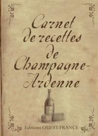 Lise Bésème-Pia - Carnet de recettes de Champagne-Ardenne.