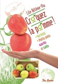 Histoiresdenlire.be Croquez la pomme! - Variétés, petits plats sucrés et salés Image