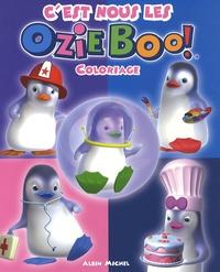 Lise Boëll - C'est nous les Ozie Boo ! - Coloriage.