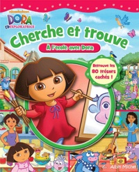 Lise Boëll et Nathalie Merluzzi - Cherche et trouve - A l'école avec Dora !.