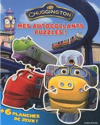Lise Boëll - Chuggington, Mes autocollants puzzles !.