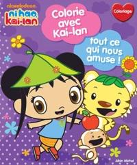Lise Boëll - Colorie avec Kai-lan tout ce qui nous amuse ! - Petit à petit, tout doucement, tout s'explique.