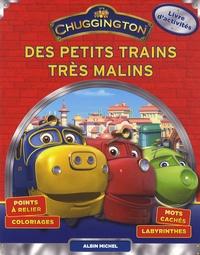 Lise Boëll - Des petits trains très malins.