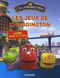 Lise Boëll - Les jeux de Chuggington.