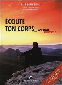 Lise Bourbeau - Ecoute ton corps - Version homme.