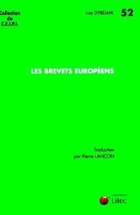 Lise Dybdahl - Les brevets européens.