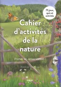 Lise Herzog - Cahier d'activités de la nature.