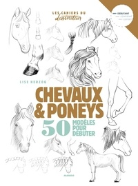 Lise Herzog - Chevaux & poneys - 50 modèles pour débuter.