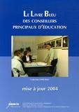 Lise Jacquard - Le Livre Bleu des Conseillers Principaux d'Education.