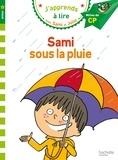 Lise Lamarche - Sami sous la pluie.