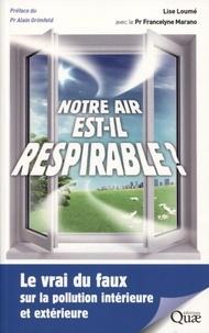Deedr.fr Notre air est-il respirable ? - Le vrai du faux sur la pollution intérieure et extérieure Image
