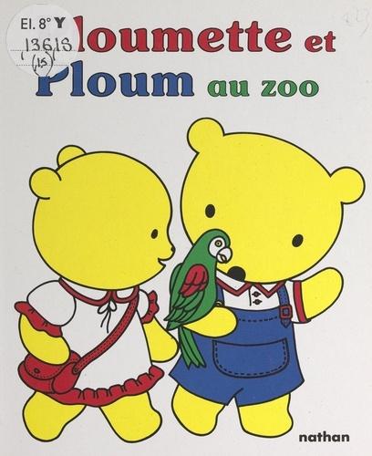 Ploumette et Ploum au zoo
