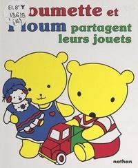Lise Marin - Ploumette et Ploum partagent leurs jouets.