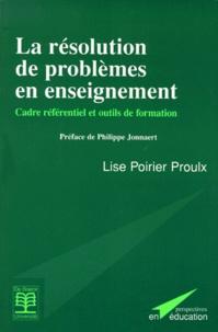 Lise Poirier-Proulx - .