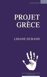 Meilleurs livres téléchargeables gratuitement Projet Grèce iBook