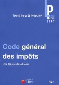 Code général des impôts - Livre des procédures fiscales.pdf