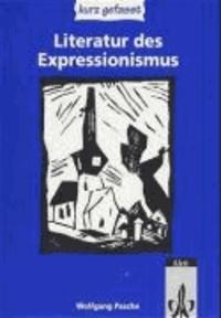 Literatur des Expressionismus. Sekundarstufe II.