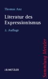 Literatur des Expressionismus.