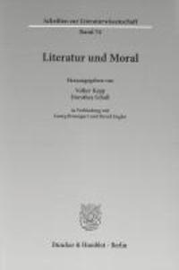 Literatur und Moral.