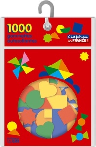 Lito - 1000 gommettes autocollantes maternelle.