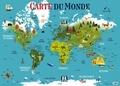 Atelier Cartographik - Carte du monde.