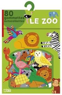 Marion Piffaretti - Le zoo - 80 gommettes autocollantes.