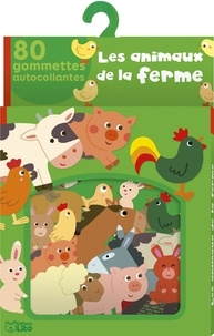 Les animaux de la ferme - 80 gommettes autocollantes.pdf