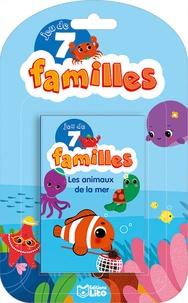 Sonia Baretti - Les animaux de la mer - Jeu des 7 familles.