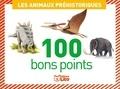 Virginie Loubier - Les animaux préhistoriques - 100 bons points.