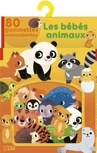 Yi-Hsuan Wu - Les bébés animaux - 80 gommettes autocollantes.